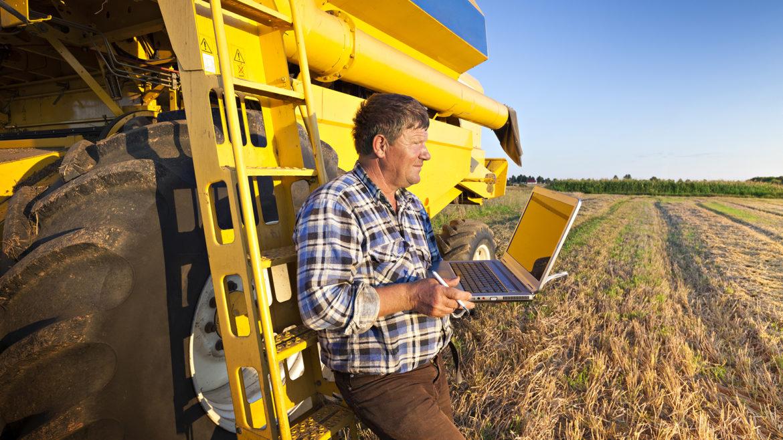 Rolnik wdrożył innowacje